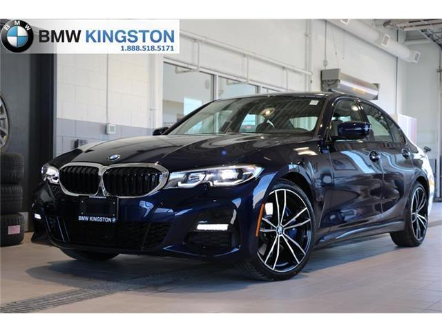 2019 BMW 330i xDrive (Stk: 9101) in Kingston - Image 1 of 14