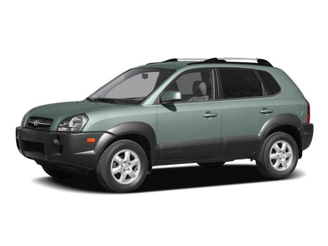 2008 Hyundai Tucson  (Stk: 28777A) in Scarborough - Image 1 of 2