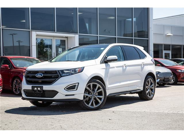 2017 Ford Edge SPORT AWD-LEATHER SPORT-22,000 KMS (Stk: 1912521) in Ottawa - Image 1 of 28