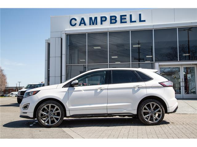 2017 Ford Edge SPORT AWD-LEATHER SPORT-22,000 KMS (Stk: 1912521) in Ottawa - Image 2 of 28
