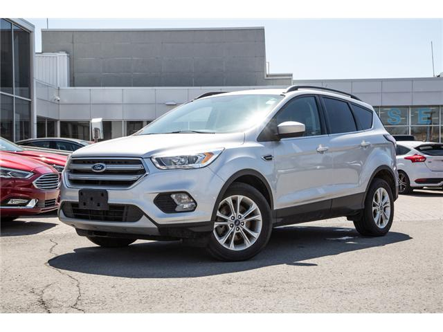 2017 Ford Escape SE (Stk: 1913341) in Ottawa - Image 1 of 27
