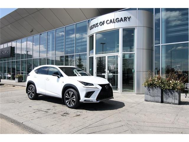 2019 Lexus NX 300 Base (Stk: 190225) in Calgary - Image 1 of 17