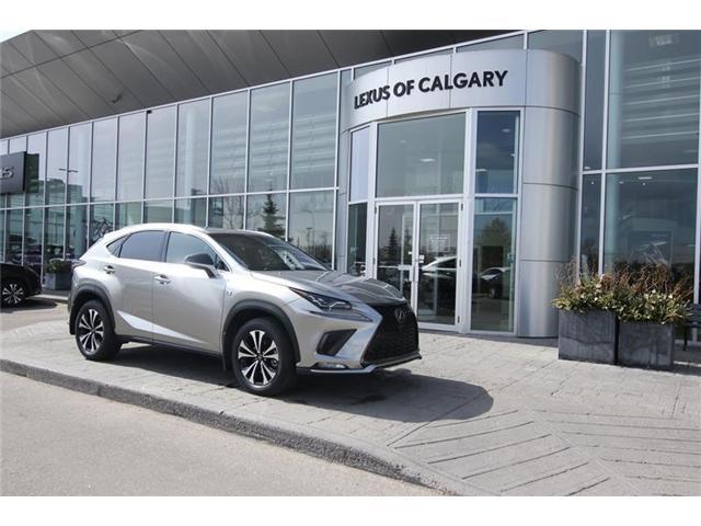 2019 Lexus NX 300 Base (Stk: 190295) in Calgary - Image 1 of 13