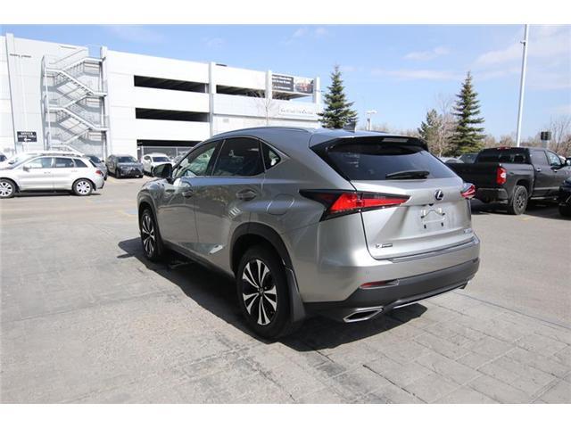 2019 Lexus NX 300 Base (Stk: 190295) in Calgary - Image 5 of 13