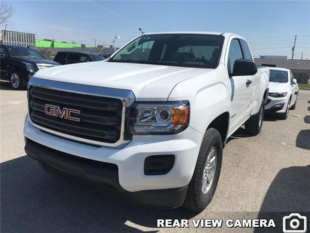 2019 GMC Canyon  (Stk: 1275607) in Newmarket - Image 1 of 8