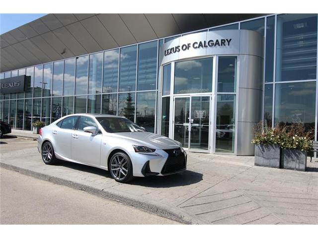 2019 Lexus IS 350 Base (Stk: 190549) in Calgary - Image 1 of 15