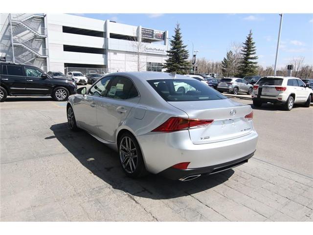 2019 Lexus IS 350 Base (Stk: 190549) in Calgary - Image 5 of 15