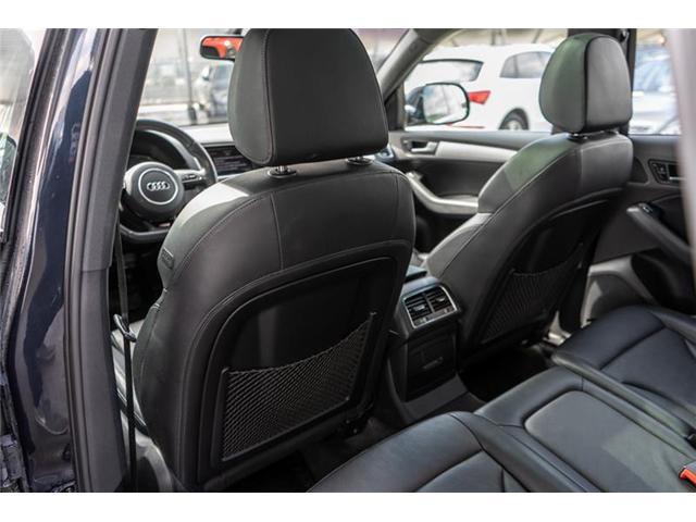 2013 Audi Q5 2.0T Premium (Stk: N4787A) in Calgary - Image 11 of 14
