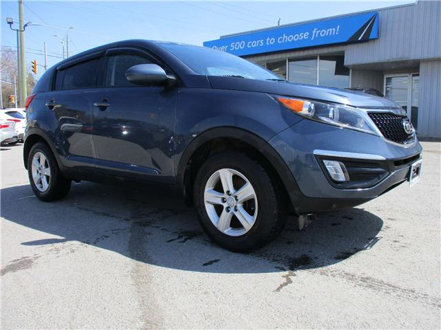 2015 Kia Sportage LX (Stk: 181911) in Richmond - Image 1 of 12