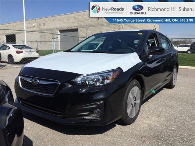 2019 Subaru Impreza 5-dr Touring AT (Stk: 32597) in RICHMOND HILL - Image 1 of 18
