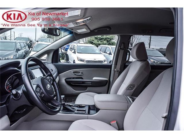 2019 Kia Sedona LX+ (Stk: P0855) in Newmarket - Image 10 of 21