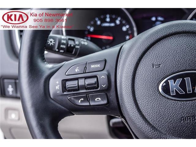 2019 Kia Sedona LX+ (Stk: P0855) in Newmarket - Image 19 of 21