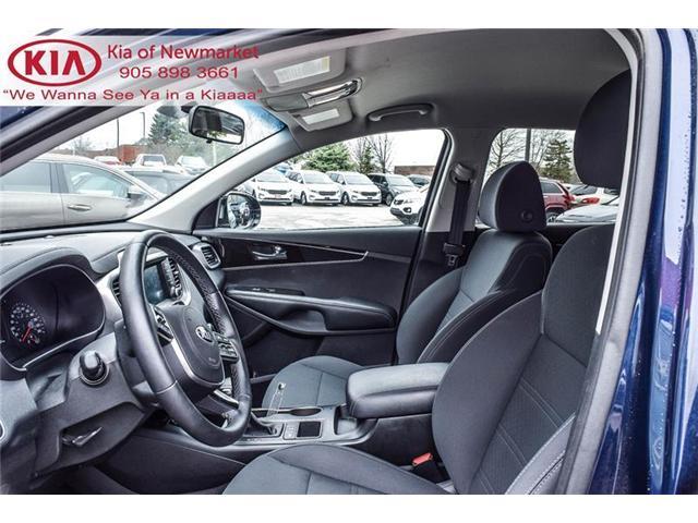 2019 Kia Sorento 2.4L LX (Stk: P0856) in Newmarket - Image 9 of 18