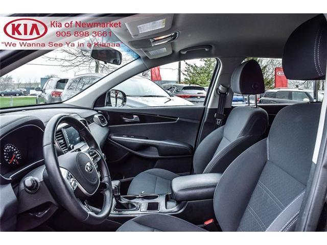 2019 Kia Sorento 2.4L LX (Stk: P0857) in Newmarket - Image 9 of 18