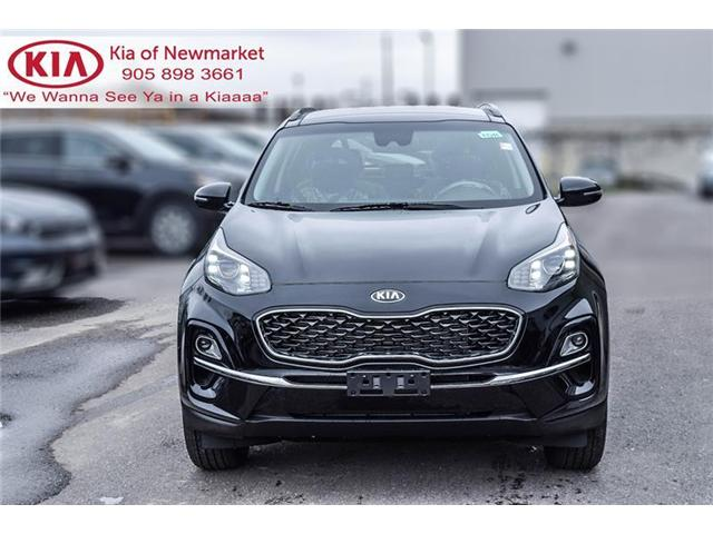 2020 Kia Sportage EX Tech (Stk: 200018) in Newmarket - Image 2 of 22