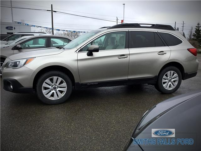 2015 Subaru Outback 2.5i Touring Package (Stk: 1924A) in Smiths Falls - Image 2 of 6