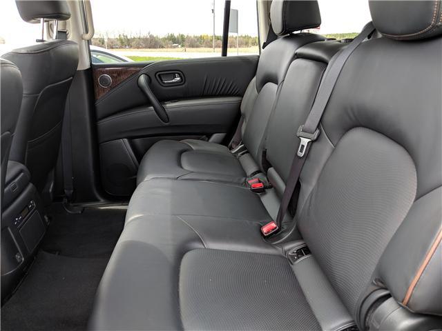 2019 Nissan Armada SL (Stk: 95021) in Kincardine - Image 10 of 20
