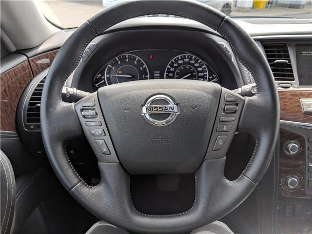 2019 Nissan Armada SL (Stk: 95021) in Kincardine - Image 13 of 20
