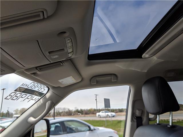 2019 Nissan Armada SL (Stk: 95021) in Kincardine - Image 17 of 20