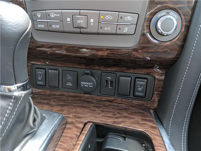 2019 Nissan Armada SL (Stk: 95021) in Kincardine - Image 19 of 20