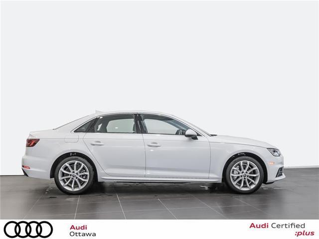 2018 Audi A4 2.0T Progressiv (Stk: 52104) in Ottawa - Image 2 of 19