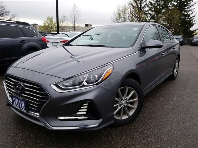 2018 Hyundai Sonata GL (Stk: OP10088) in Mississauga - Image 1 of 15