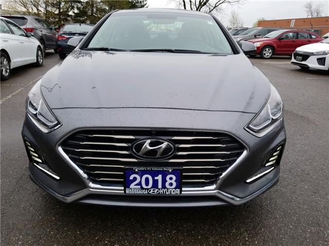 2018 Hyundai Sonata GL (Stk: OP10088) in Mississauga - Image 2 of 15