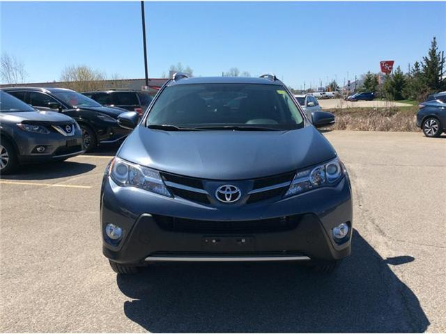 2013 Toyota RAV4 XLE (Stk: 19-089A) in Smiths Falls - Image 8 of 13
