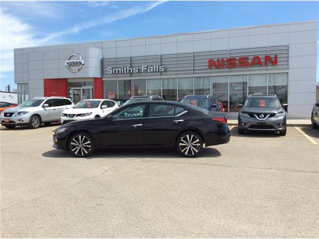 2019 Nissan Altima 2.5 Platinum (Stk: 19-098) in Smiths Falls - Image 1 of 13