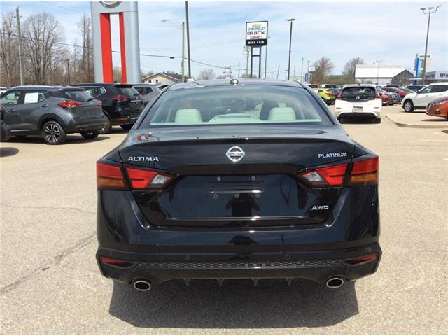 2019 Nissan Altima 2.5 Platinum (Stk: 19-098) in Smiths Falls - Image 9 of 13