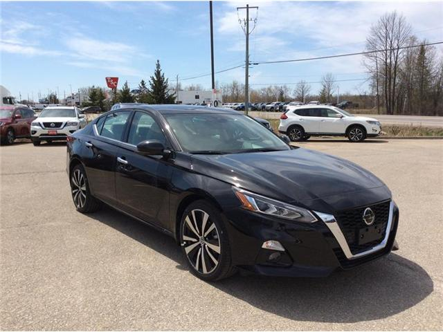 2019 Nissan Altima 2.5 Platinum (Stk: 19-098) in Smiths Falls - Image 10 of 13