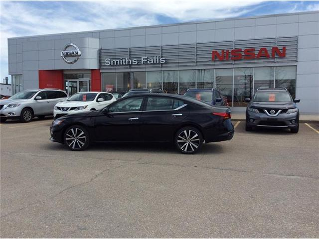 2019 Nissan Altima 2.5 Platinum (Stk: 19-104) in Smiths Falls - Image 1 of 13