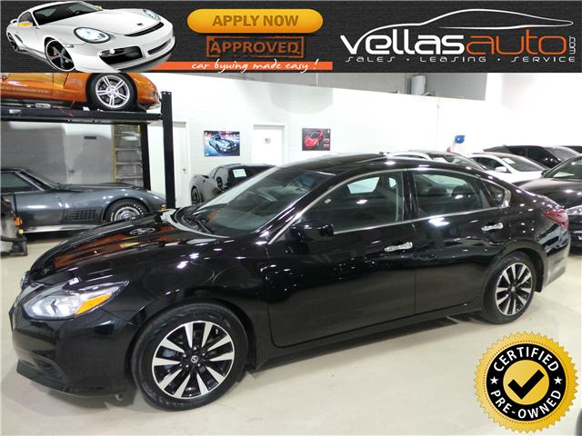 2018 Nissan Altima 2.5 SV (Stk: NP0016) in Vaughan - Image 1 of 26