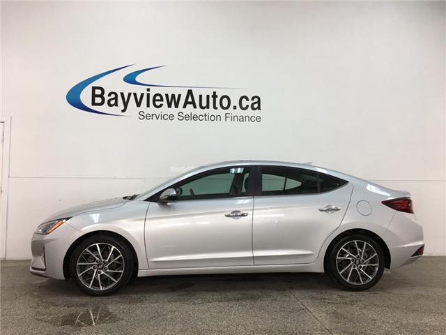 2019 Hyundai Elantra Luxury (Stk: 34900EW) in Belleville - Image 1 of 28