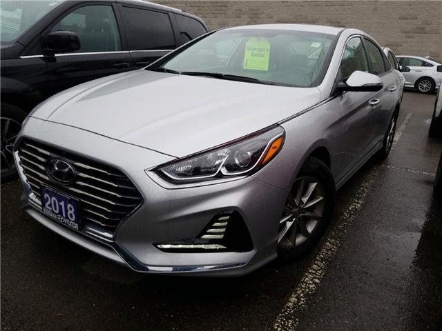 2018 Hyundai Sonata GL (Stk: OP10089) in Mississauga - Image 1 of 17