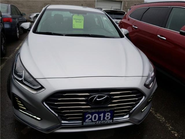 2018 Hyundai Sonata GL (Stk: OP10089) in Mississauga - Image 2 of 17