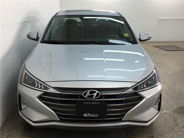 2019 Hyundai Elantra Luxury (Stk: 34900EW) in Belleville - Image 4 of 28
