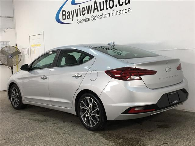 2019 Hyundai Elantra Luxury (Stk: 34900EW) in Belleville - Image 5 of 28