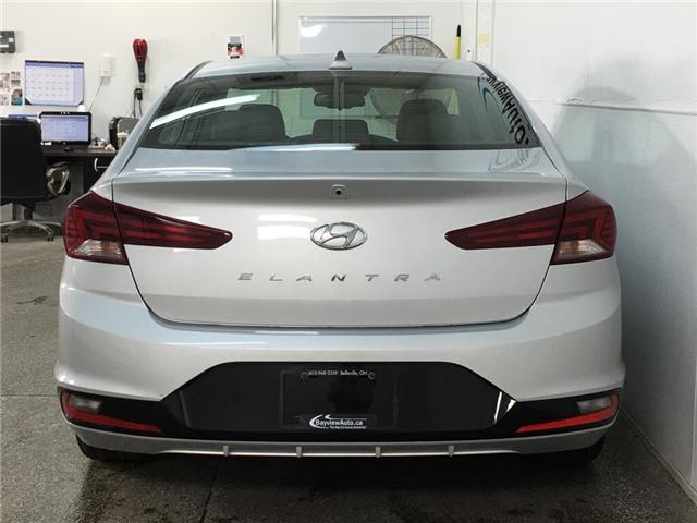 2019 Hyundai Elantra Luxury (Stk: 34900EW) in Belleville - Image 6 of 28