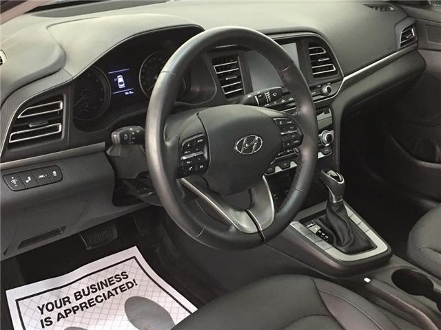 2019 Hyundai Elantra Luxury (Stk: 34900EW) in Belleville - Image 17 of 28