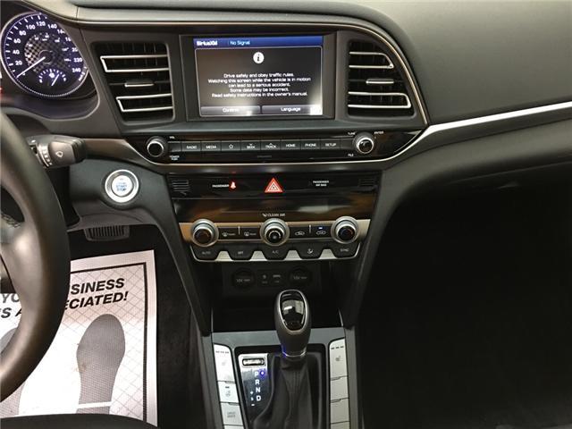 2019 Hyundai Elantra Luxury (Stk: 34900EW) in Belleville - Image 8 of 28
