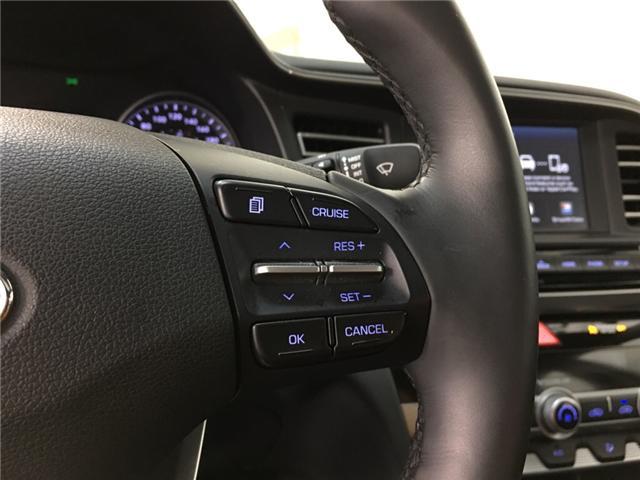 2019 Hyundai Elantra Luxury (Stk: 34900EW) in Belleville - Image 15 of 28