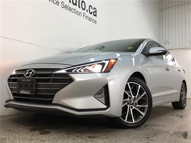 2019 Hyundai Elantra Luxury (Stk: 34900EW) in Belleville - Image 3 of 28
