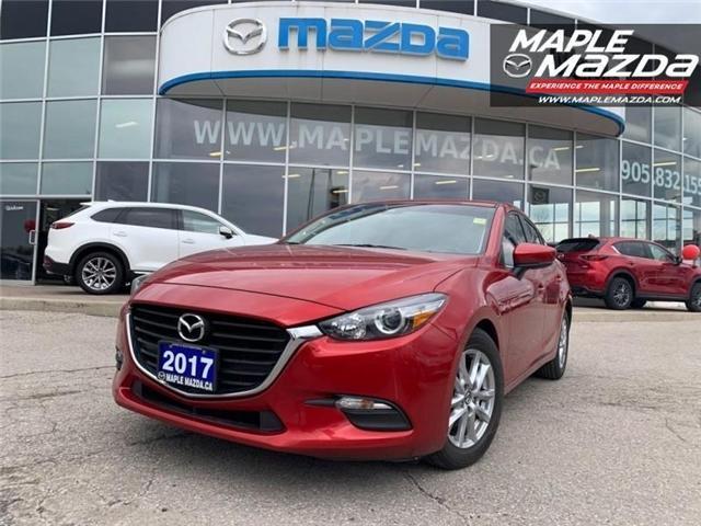 2017 Mazda Mazda3 GS (Stk: P-1156) in Vaughan - Image 1 of 19