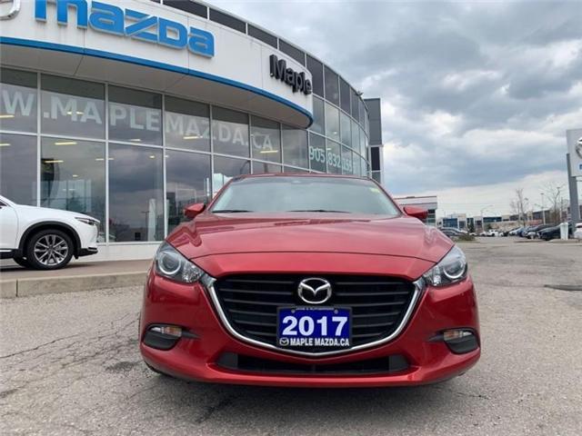 2017 Mazda Mazda3 GS (Stk: P-1156) in Vaughan - Image 2 of 19