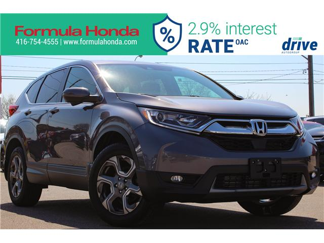 2018 Honda CR-V EX (Stk: 19-1187A) in Scarborough - Image 1 of 33
