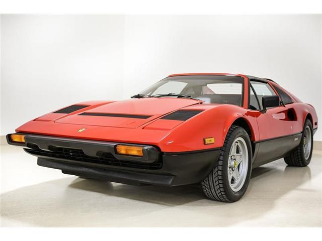 1984 Ferrari 308 GTS QV (Stk: UC1467) in Calgary - Image 1 of 13