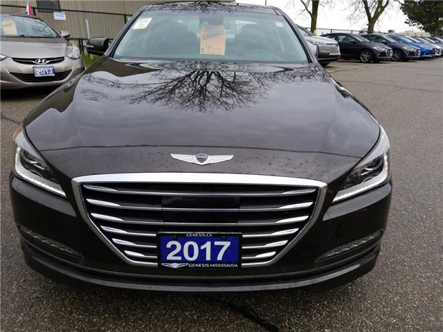 2017 Genesis G80 3.8 Luxury (Stk: OP9917) in Mississauga - Image 2 of 26