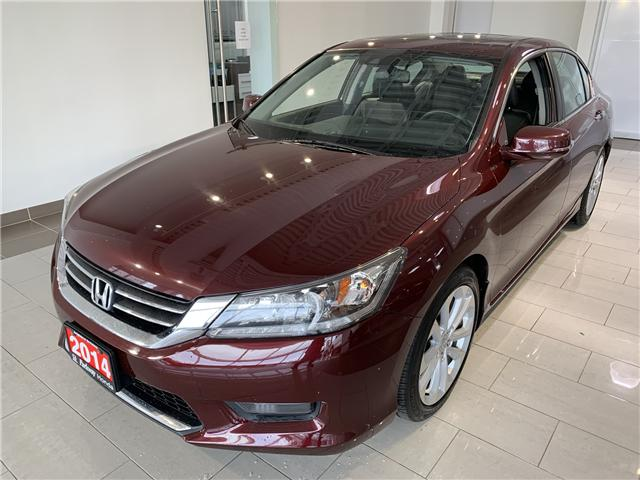2014 Honda Accord Touring (Stk: 16119A) in North York - Image 1 of 15