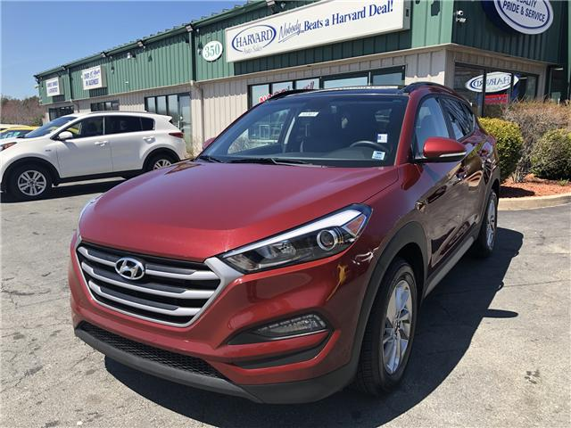 2018 Hyundai Tucson SE 2.0L (Stk: 10361) in Lower Sackville - Image 1 of 23
